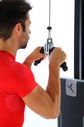 V-vormige tricepsstang - 464711