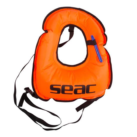 Snorkelvest oranje - 465184