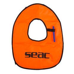 Snorkelvest oranje - 465189