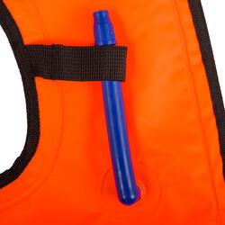 Snorkelvest oranje - 465198