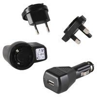 Hiking lamp electrical adaptors 12v/220V