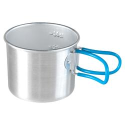 Aluminium mok voor bivak 0,3 liter