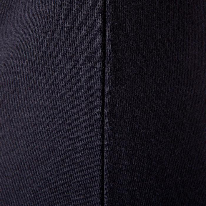 Tee-shirt en coton biologique gym douce, yoga, pilates femme - 46563