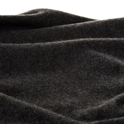 סוודר לטיולים לגברים NH100 - אפור כהה