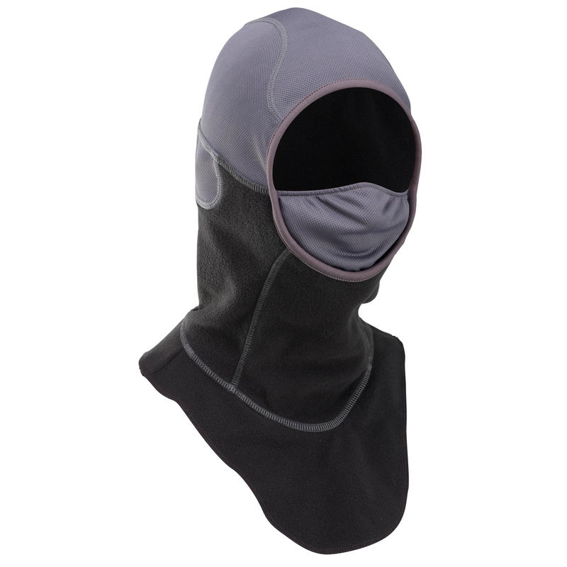 Adult Horse Riding Fleece Balaclava - Dark Grey