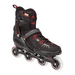 Fitness skates volwassenen Rollerblade XL zwart