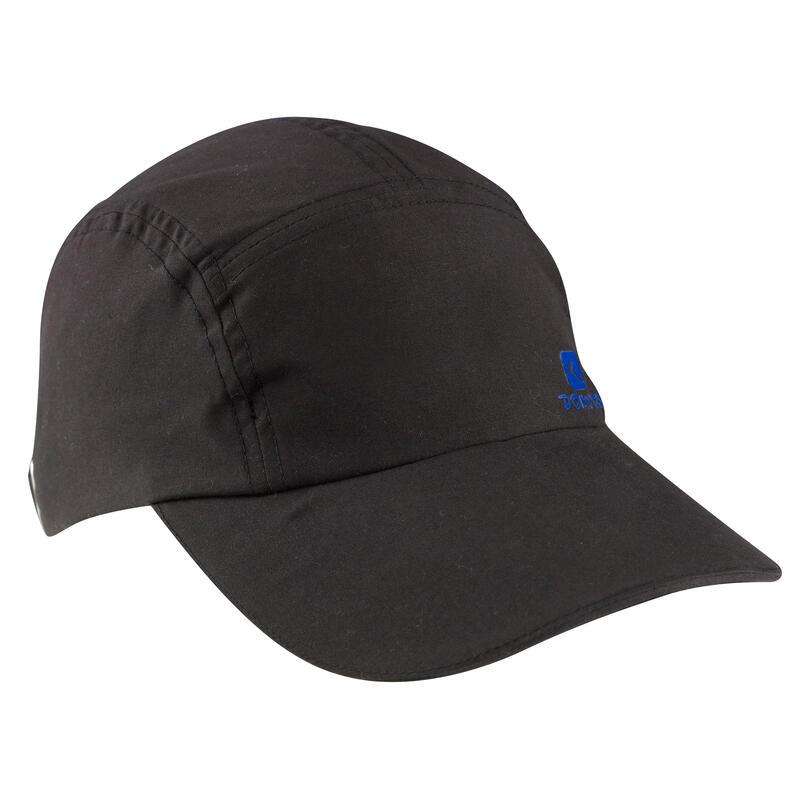 Fitness Cardio Training Cap - Black