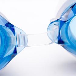 300度矯正泳鏡100 - 藍色