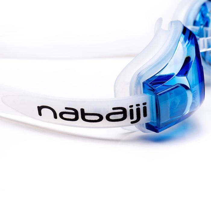 泳鏡100 CORRECTIVE - 藍色,600度