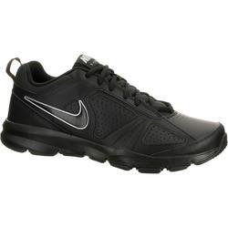 Zapatillas marcha deportiva hombre T Lite negro