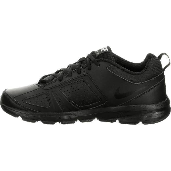 Chaussures marche sportive homme Nike T-Lite noir