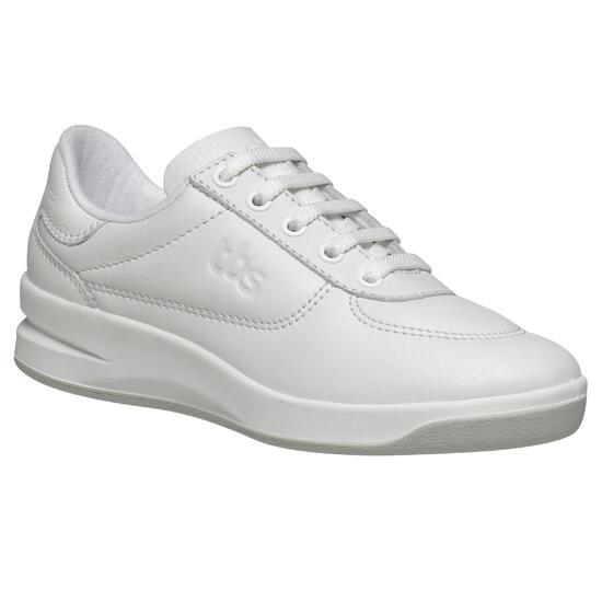 Tennisschoenen dames Brandy wit - 469689