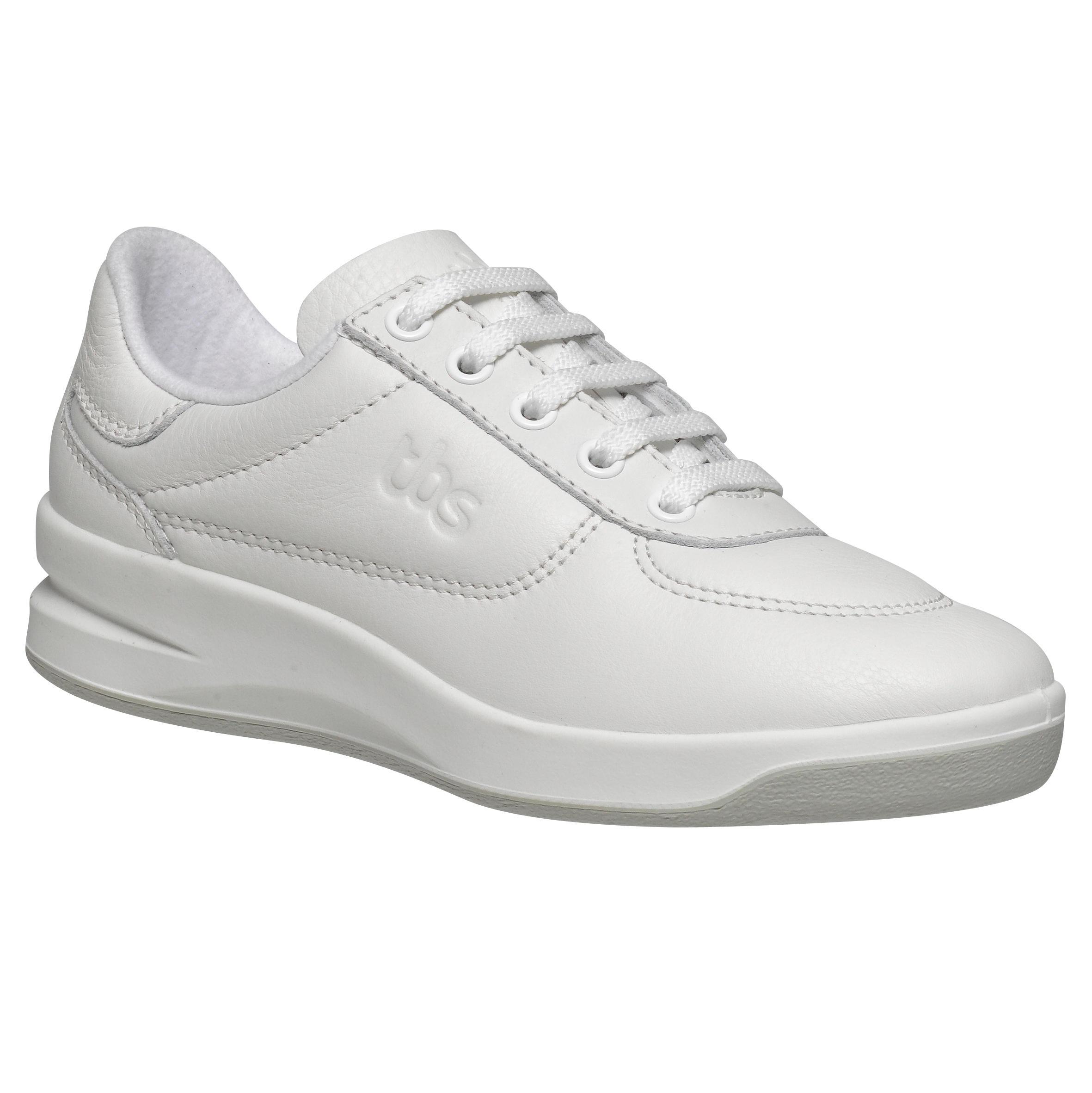 Tennisschoenen dames Brandy wit