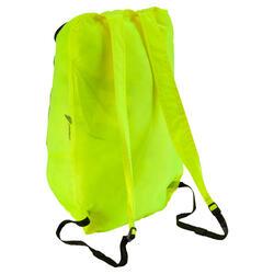 Kleine opvouwbare rugzak voor dagelijks gebruik Pocket Bag blauw met pijlen - 471289