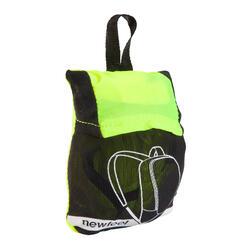 Kleine opvouwbare rugzak voor dagelijks gebruik Pocket Bag blauw met pijlen - 471295