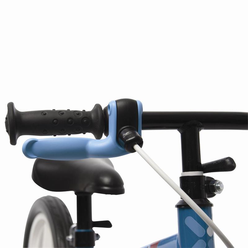 Draisienne enfant 10 pouces Run Ride Bleu
