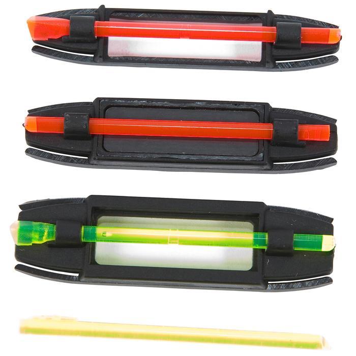 Kit de guidons fibre optique pour fusil de chasse Hiviz