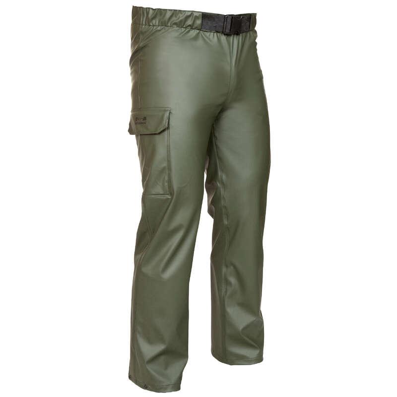 ОБЛЕКЛО ЗА ЛОВ ДЪЖДОВНО ВРЕМЕ Облекло - Панталон за лов Glenarm 300 SOLOGNAC - Долнища