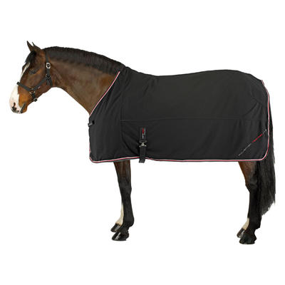 Horse Riding Microfibre Drying Sheet for Horse and Pony - Black
