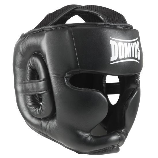 Hoofdbeschermer voor boksen en martial arts volwassenen - 474145