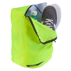 Kleine opvouwbare rugzak voor dagelijks gebruik Pocket Bag blauw met pijlen - 474240