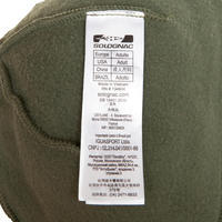 Tuque chasse 100 larch verte