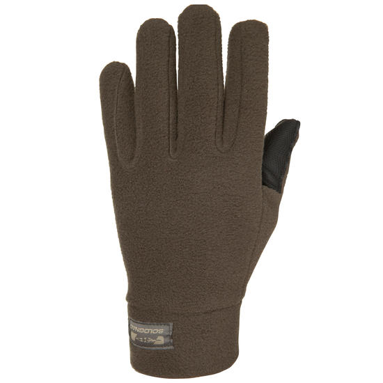 Handschoenen Taiga 300 bruin - 474487