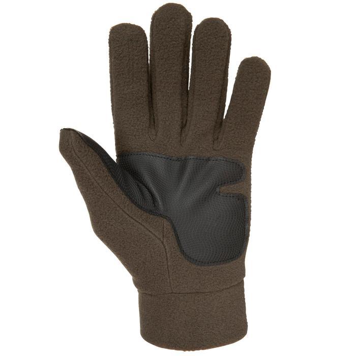 Handschoenen voor de jacht 300 bruin