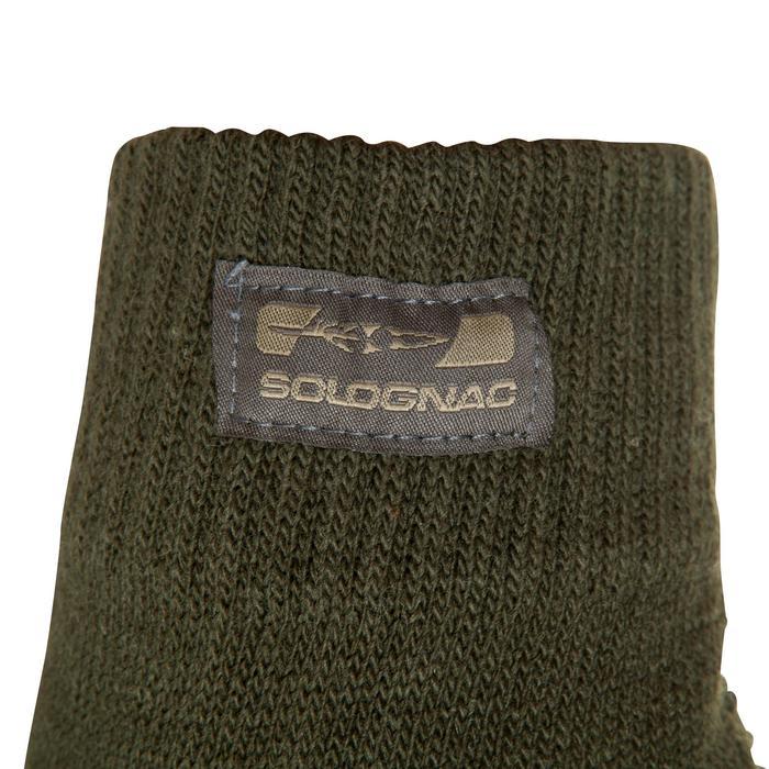 Handschoenen voor de jacht 100 groen