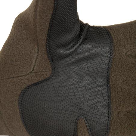 Перчатки для охоты флисовые 300