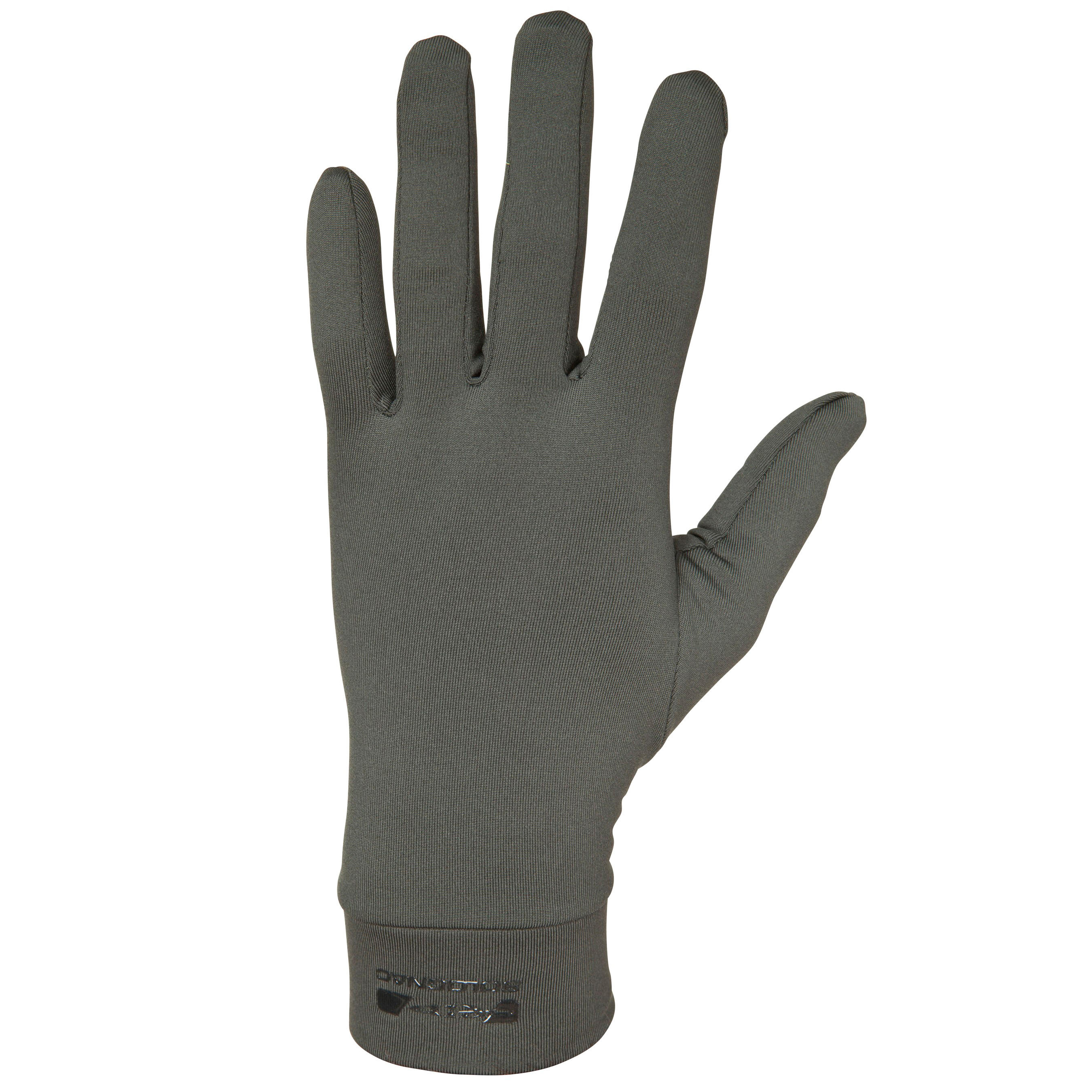 100 Hunting Liner Gloves - Olive Black