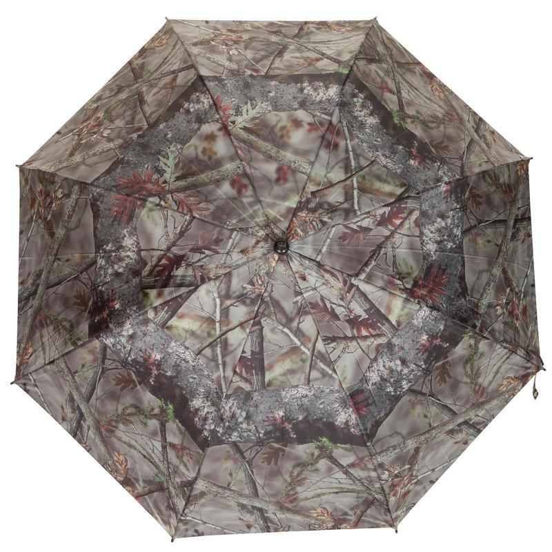 Camouflage Umbrella - Brown