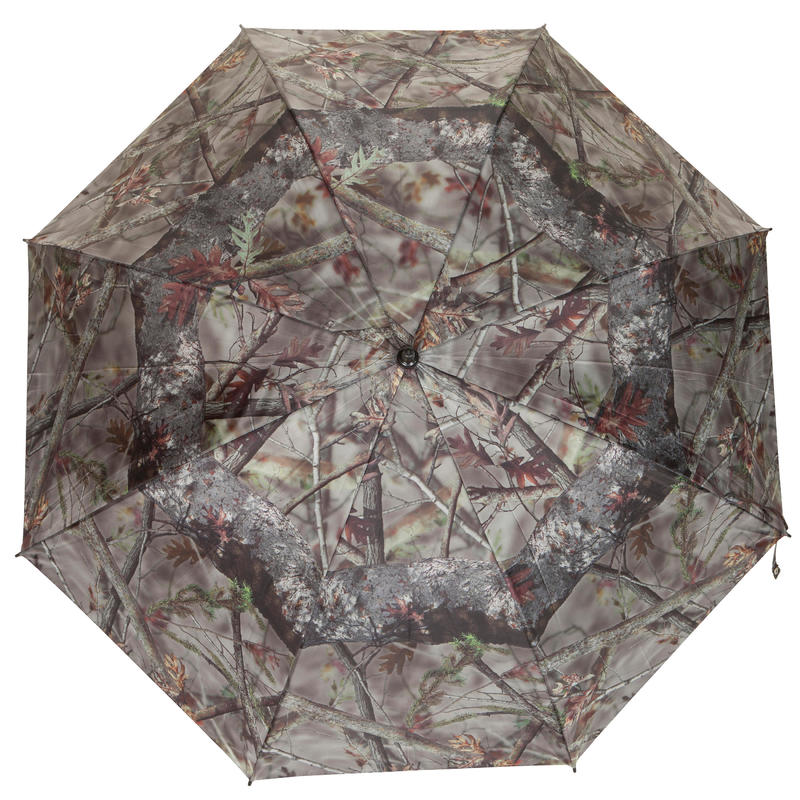 Camouflage Umbrella Brown