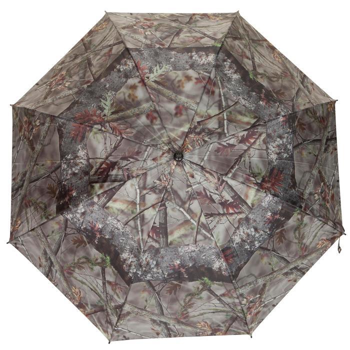 Camouflageparaplu voor de jacht - 474636