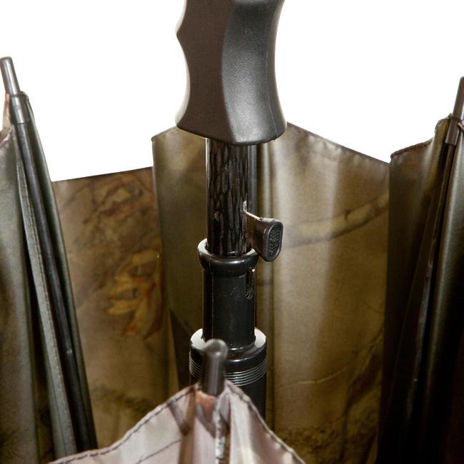 Camouflage Umbrella Brown