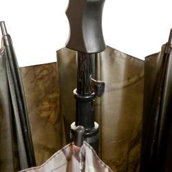 Parapluie de chasse camouflage marron