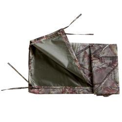 Jachtzeil camouflage bruin 145x220 - 474647