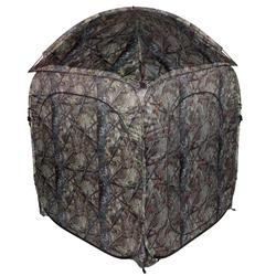 Hunting Hide Tent - Camouflage Brown
