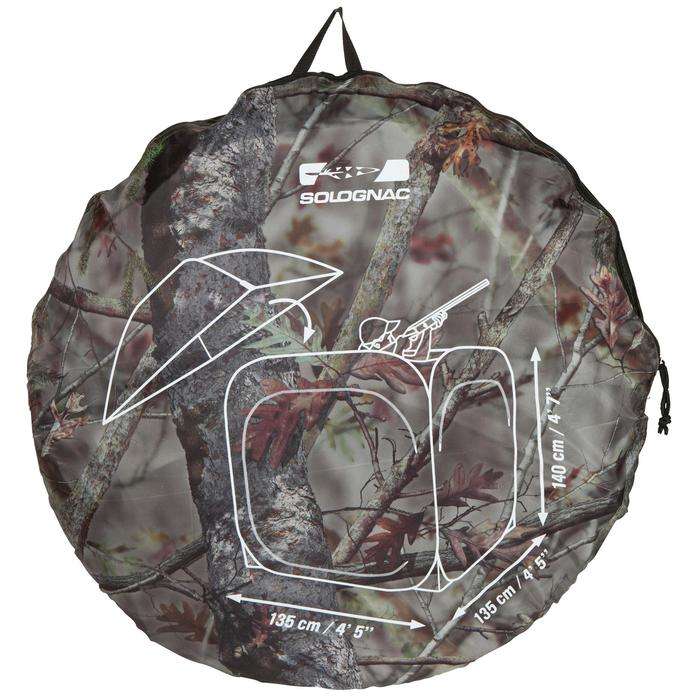Affût tente chasse camouflage marron - 474649