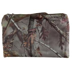 Bâche chasse camouflage marron 145x220