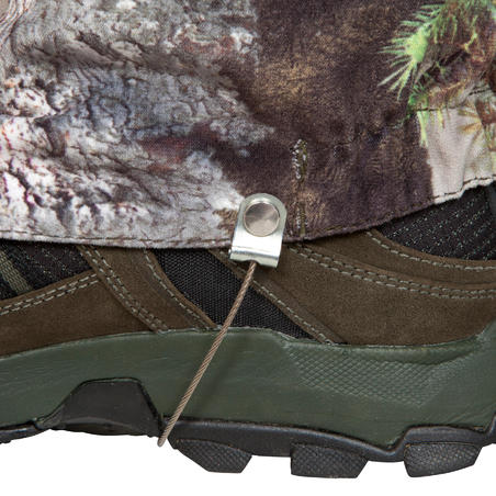 Actikam-Brown stalking gaiter camouflage brown