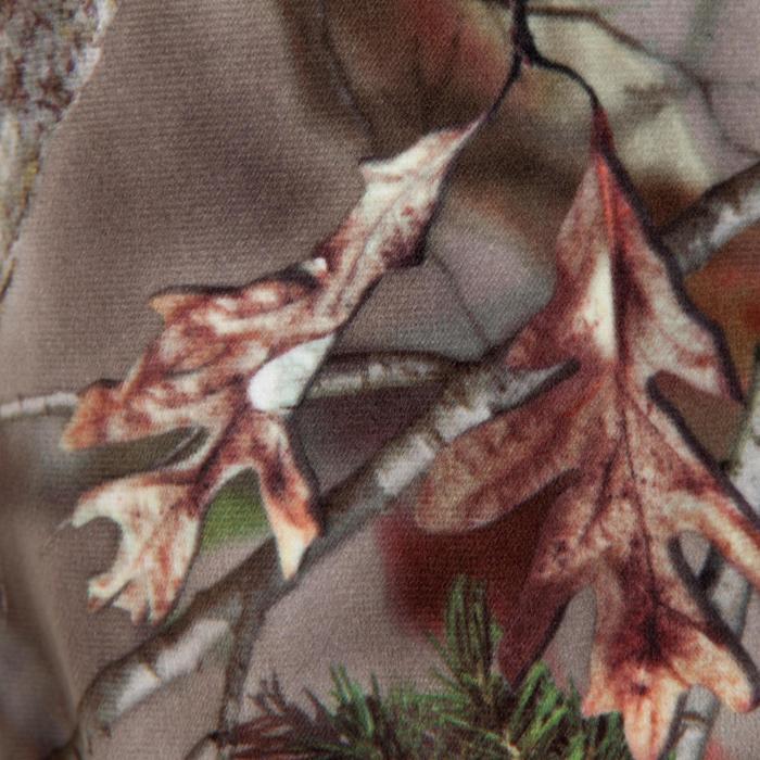 Polainas caza a rececho Actikam-Brown camuflaje marrón