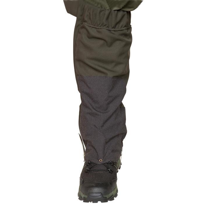 Guêtre chasse Supertrack vert - 474811