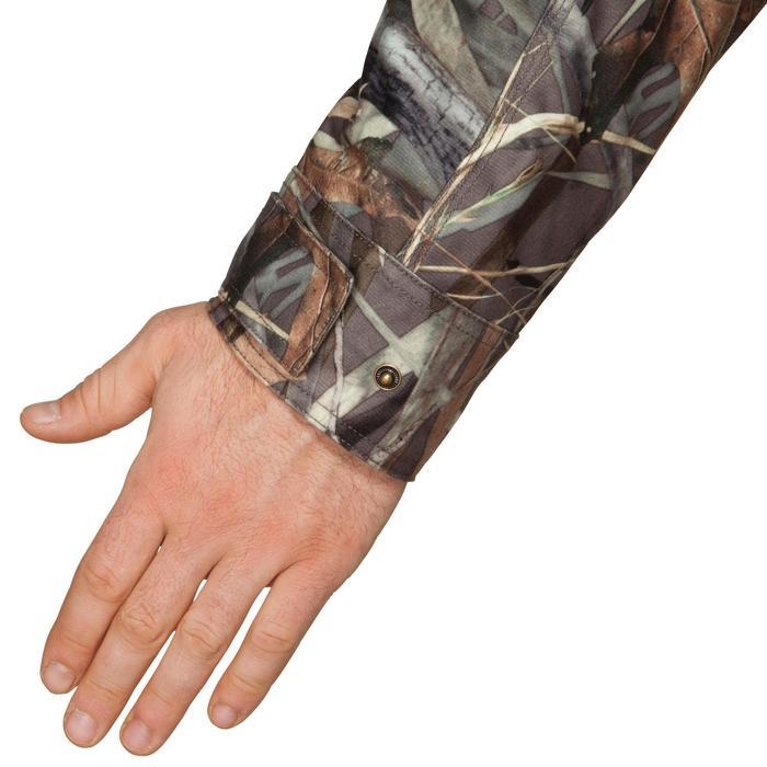Veste chasse Sibir 300 camouflage marais - 474818