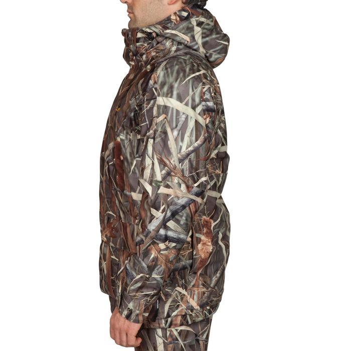 Veste chasse Sibir 300 camouflage marais - 474828