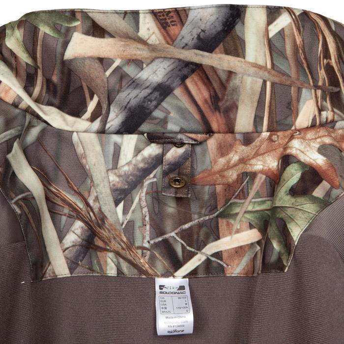 Veste chasse Sibir 300 camouflage marais - 474829
