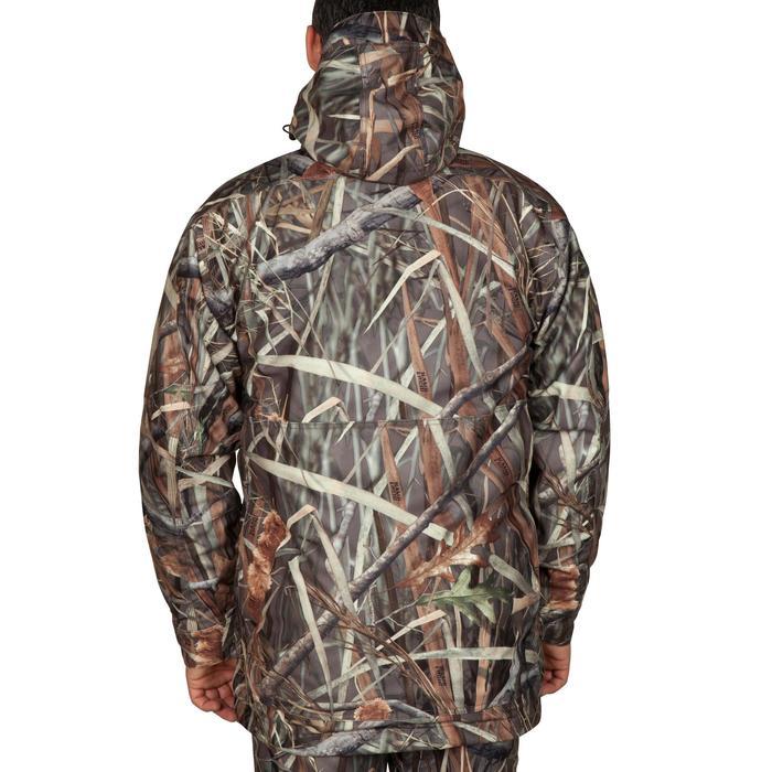 Veste chasse Sibir 300 camouflage marais - 474830
