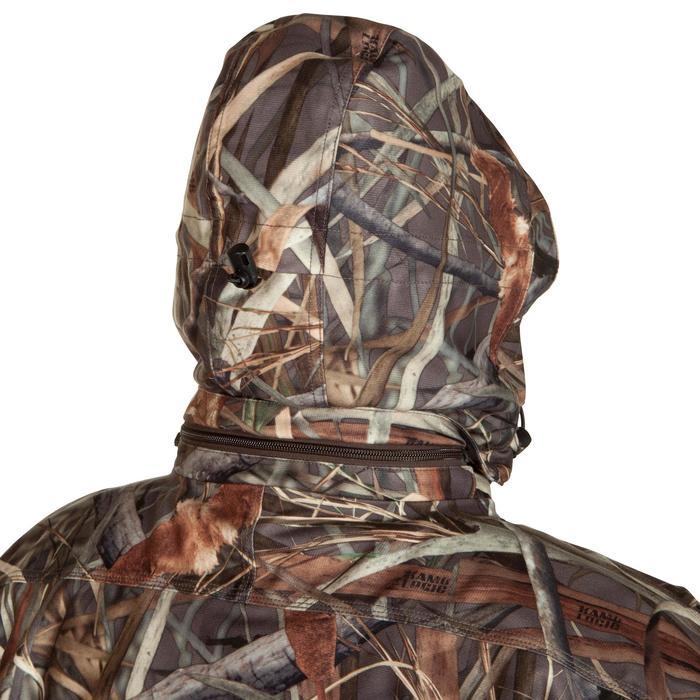 Veste chasse Sibir 300 camouflage marais - 474834