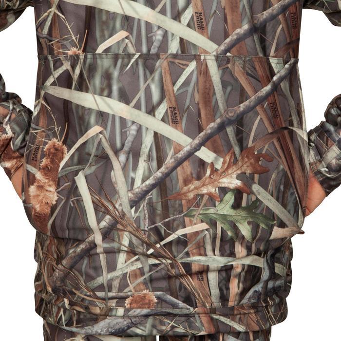 Veste chasse Sibir 300 camouflage marais - 474837