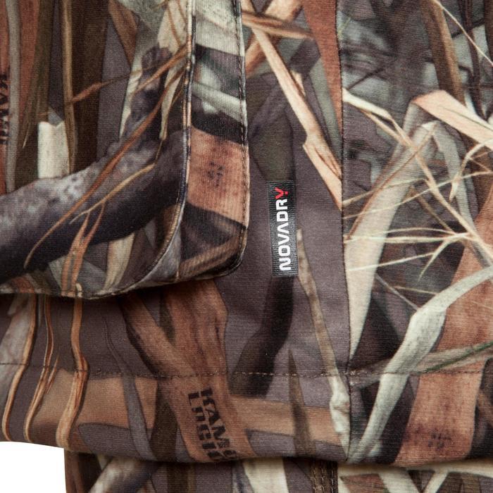 Veste chasse Sibir 300 camouflage marais - 474838